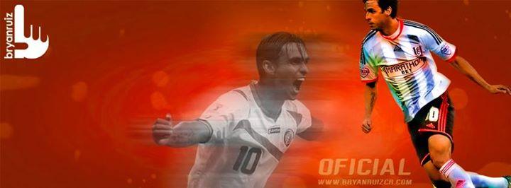Bryan Ruiz jugador