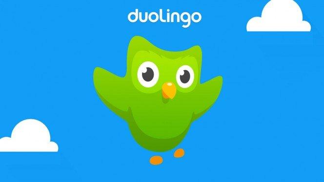 Duolingo aplicación para aprender inglés